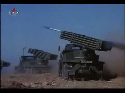 Tàu ngầm - tên lửa - pháo hạm - máy bay Triều Tiên P2 | North Korea Military Power