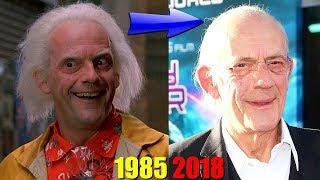 Как изменились актёры фильма Назад в будущее | Тогда и сейчас. (1985) - (2018) год