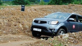 2014 Ssangyong Korando C test drive