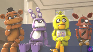 - FNAF SFM School Of Animatronics Full Film