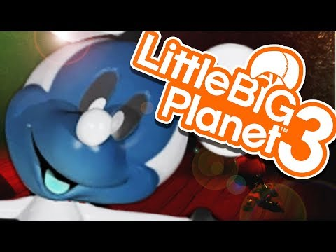 littlebigplanet 3 - ABANDONED BY DISNEY - Little Big Planet 3 Creepypasta
