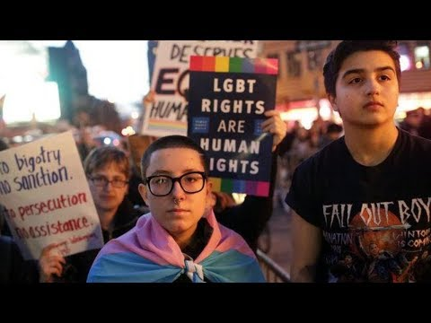 Trump Considers Defining 'Transgender' Out of Existence!!!