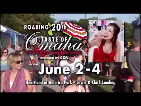 Taste of Omaha 2017  Commercial