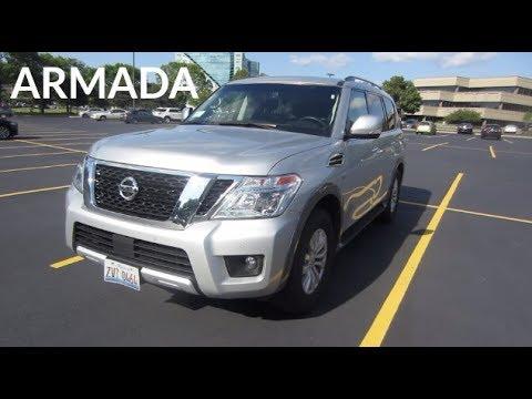 2017 Nissan Armada 5.6L V8 SUV | Enterprise Rental Car Review