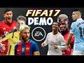 FIFA17: Demo Comentada | PS4 by (UGN) | Esp - 1080p