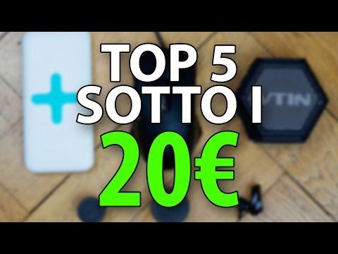 I MIGLIORI accessori TECH sotto i 20€ - Idee regalo tech