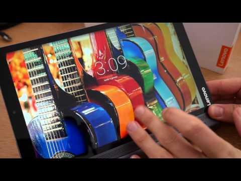 Test de la Lenovo YOGA Tab 3 Pro