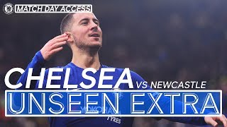 Tunnel Access Chelsea Vs Newcastle | Unseen Extra