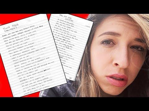 My Emo High School Poems