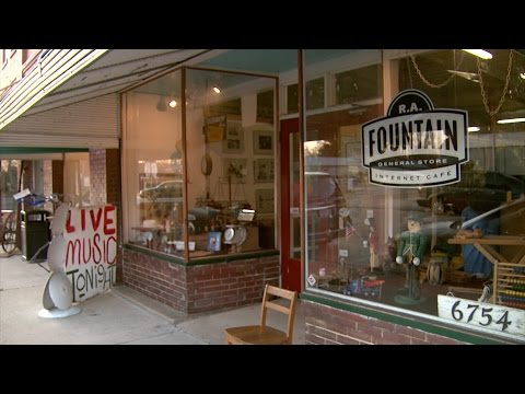 R.A. Fountain General Store | NC Weekend | UNC-TV