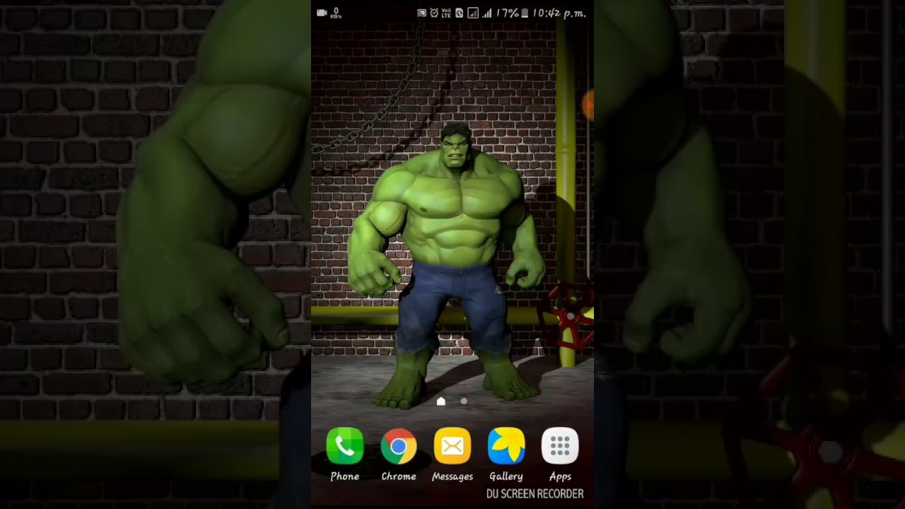 Hulk Live Wallpaper Unbelievable Lwp For Andorid Hack By Lucy Patcher