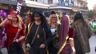 Carnival in Greece - Xanthi and  Sidirokastro - a lot of fun, music, dancing, and masquerade.