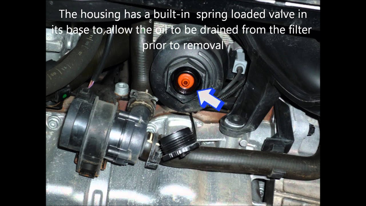 vw oil change vw group oil filter drain adaptor for 2 0 fsi 2 0 tfsi ast6054 [ 1280 x 720 Pixel ]