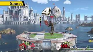 Super Smash Bros. Ultimate Home-Run Contest: Ganondorf (439.257km)