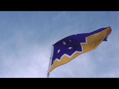 """HIMNO REGION DE MAGALLANES Y ANTARTICA CHILENA - VERSION CIELOS MAGALLANICOS - """"VIENTO INCLUIDO"""""""