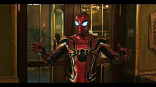 SPIDER MAN FAR FROM HOME Bande Annonce VF  2 NOUVELLE 2019 hd