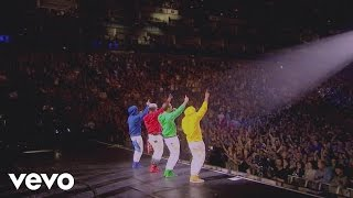 Video JLS - Everybody in Love (Live at the 02) download MP3, 3GP, MP4, WEBM, AVI, FLV April 2018