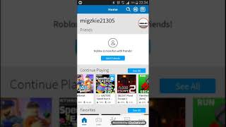 Roblox Free account (read description)