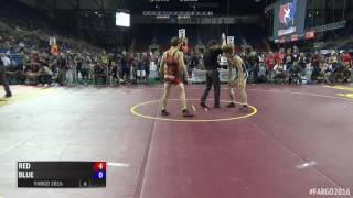 145 m, Anthony Artalona, FL vs Vincent Dolce, AZ
