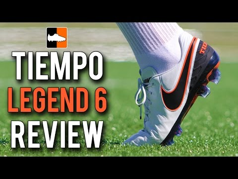 Tiempo Legend 6 Review - Nike Next-Gen Leather Football Boots