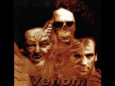 venom - acid queen (cast in sone)
