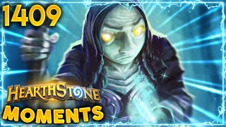 EVOLVE Is Such A Fair Mechanic! | Hearthstone Daily Moments Ep.1409