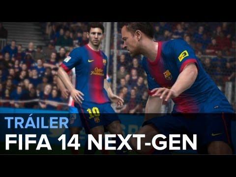 FIFA 14 - Trailer de la presentación del E3 2013