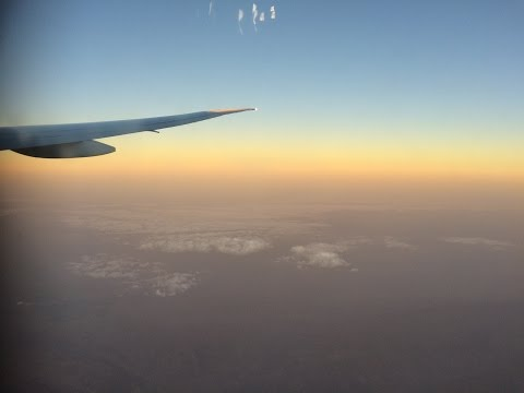 Flight Report: BHX-DXB EK038