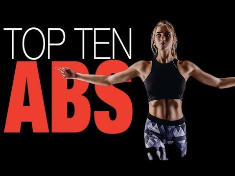 10 Minute Intense Abs Workout | FLAT TONED STOMACH | Top 10 Ab Exercises