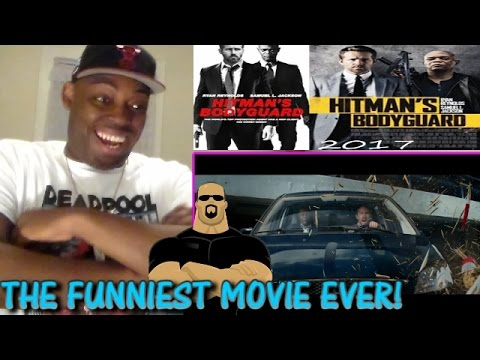 Thumbnail: THE FUNNIEST MOVIE EVER?!!! THE HITMAN'S BODYGUARD - Red Band Teaser Trailer REACTION!!!