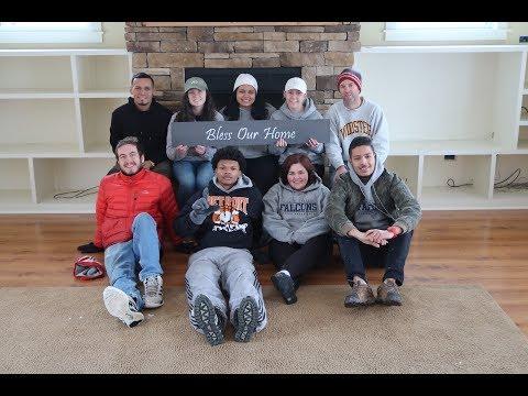 Habitat For Humanity trip to Waynesburg, Pennsylvania   Fisher College