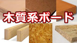 木質系ボード