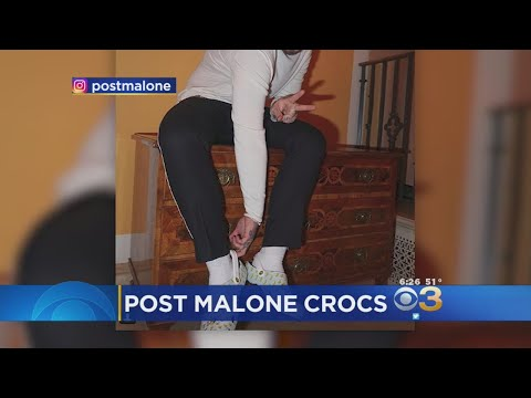 Post Malone's Limited Edition Crocs Sell Out In 24 Hours Mp3