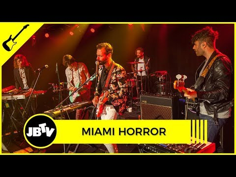 Miami Horror - Sometimes | Live @ JBTV