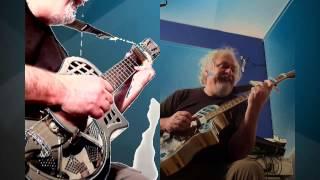 walking blues (Son House/Muddy Waters) - Cizirf unplugged