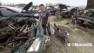 Junk Yard Scrapin!! (Project CRX)
