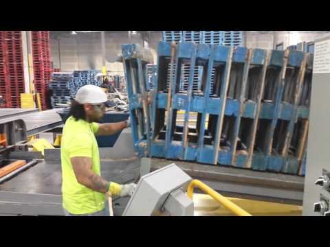 High Speed Pallet Sorting And Inspection