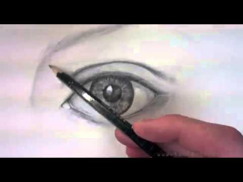 Cum Sa Desenezi Un Ochi Youtube