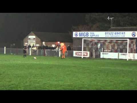 Penalty Shootout | Lincoln United v Stafford Rangers Penalty shootout in FULL | 3-11-15