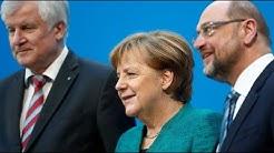 Semantik im Koalitionsvertrag: Zwei Drittel SPD ein Drittel Union