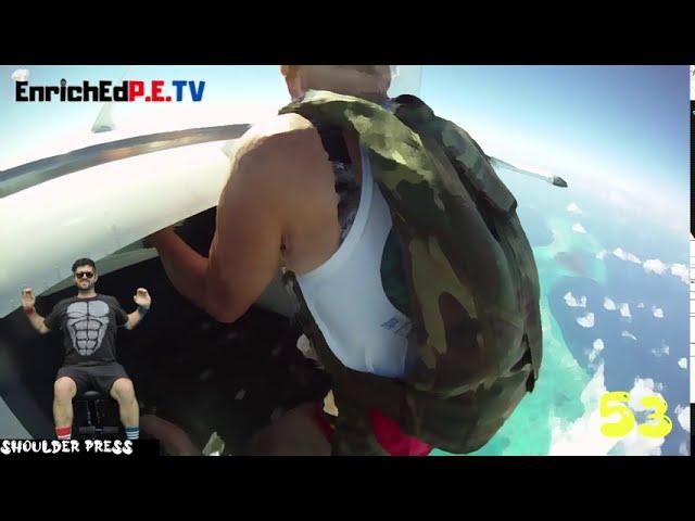Digital A.P.E.: SEATED! S2E6 Adventure - Sky Dive