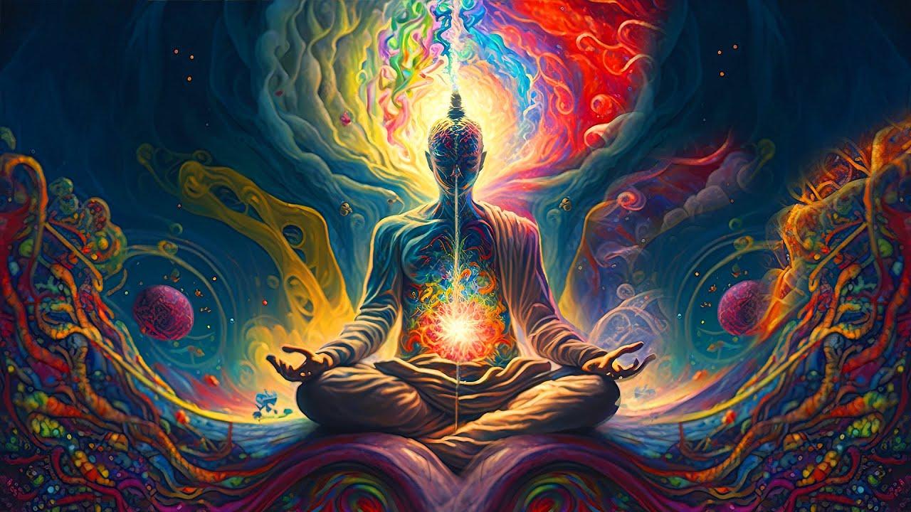 Very Rare Healing Meditation - Delta, Theta, Alpha Meditation - Binaural Beats - Isochronic Tone