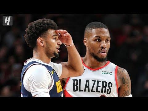 Denver Nuggets Vs Portland Trail Blazers - Full Highlights | October 23, 2019 | 2019-20 NBA Season
