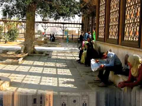Photo Collage of Cairo, Egypt