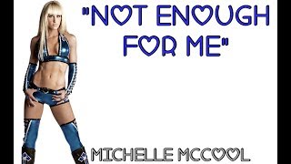 WWE: Michelle McCool Theme Song [Lyrics]