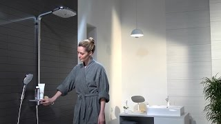 Hansgrohe Raindance Select E 300 3jet Showerpipe