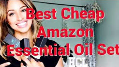 Best Amazon.com Essential oil set! CHEAP!