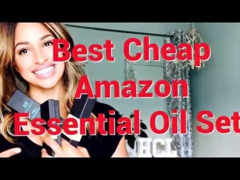Best Amazon.com Essential oil set! CHEAP!