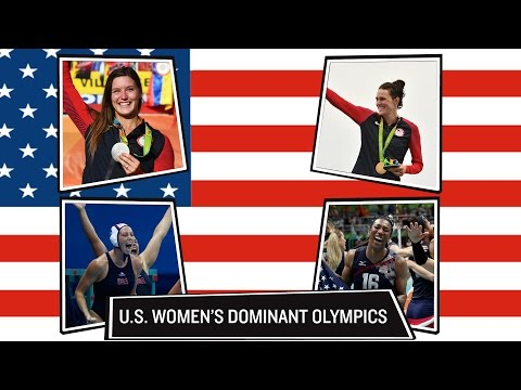 2016 Olympics medal count: United States can't be stopped, adds 11 more medals including 5 gold