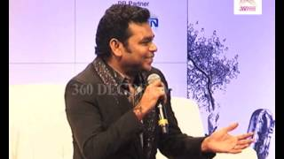 A R Rahman talks about the his feeling work with 'Michael Jackson' at the PC of 'Rahmanishq Concert'